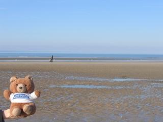 Hannawa, plage de Deauville