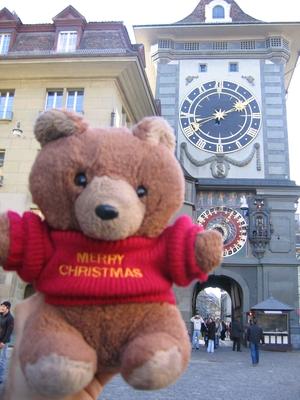 Hannawa et une Horloge Suisse