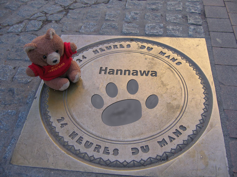 Hannawa au Mans