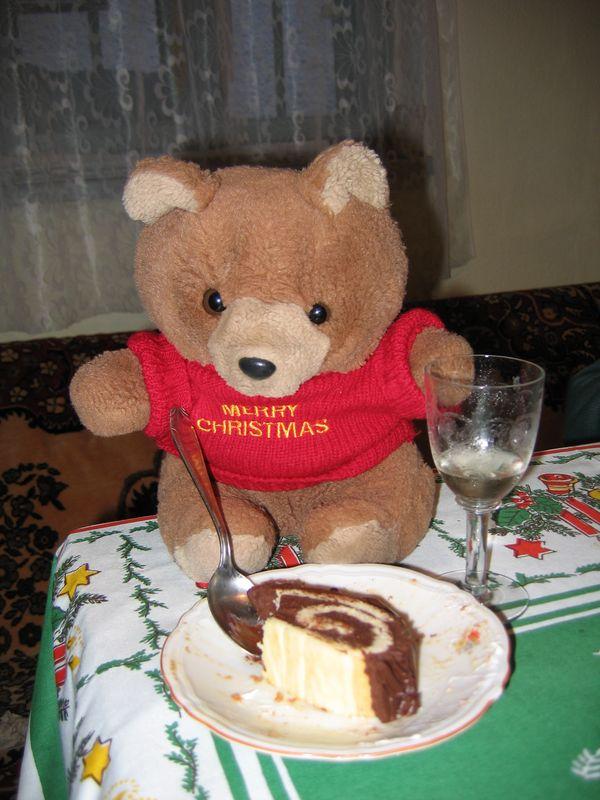 Hannawa en Roumanie - dessert