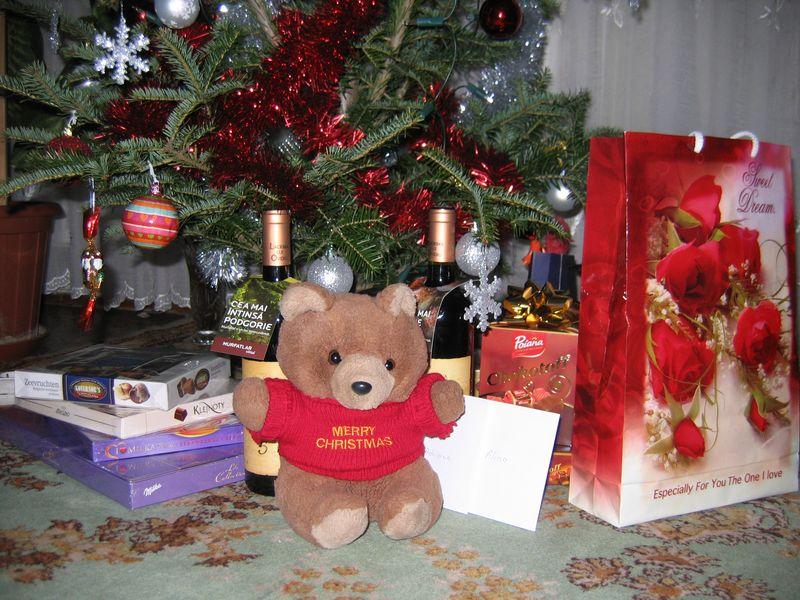 Hannawa en Roumanie - cadeaux