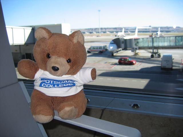 Hannawa a Madrid en attendant l'avion