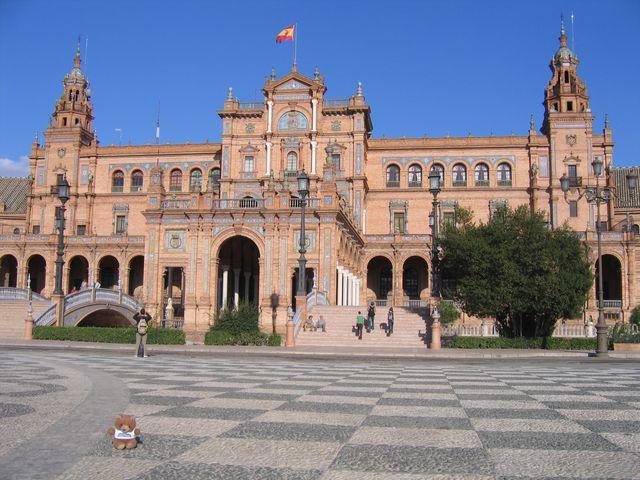 Hannawa et Plaza de Espana